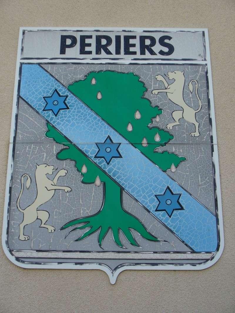Monument WW2 - Périers ( Manche - Normandie ) P1080510
