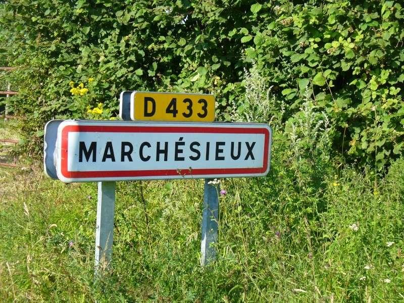 Monument WW2 - Marchésieux ( Manche - Normandie ) P1080529