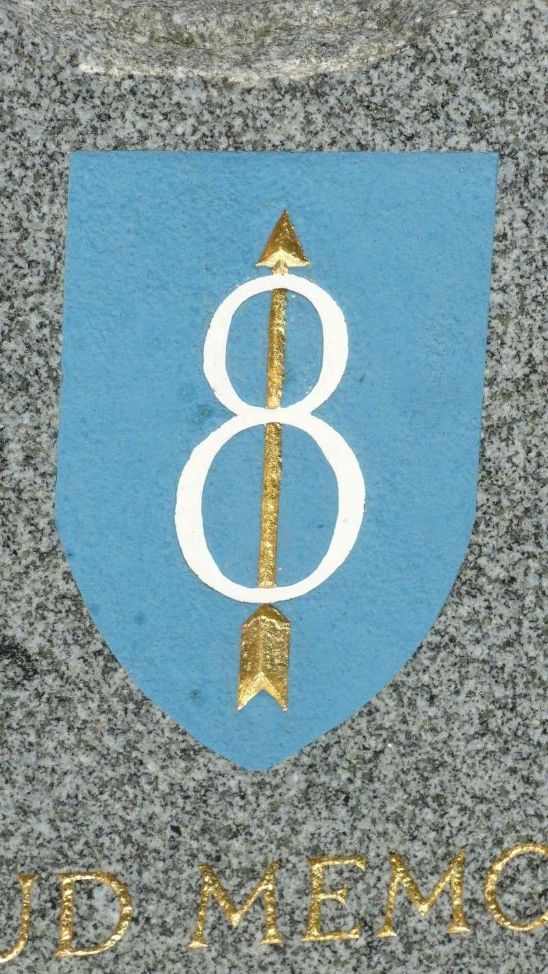 Monument WW2 - Millieres ( Manche - Normandie )  P1080544