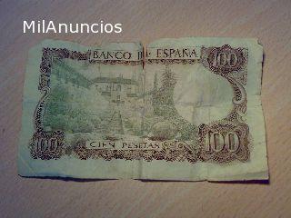 100 pesetas del 1970.  Defectuoso???? 37267410