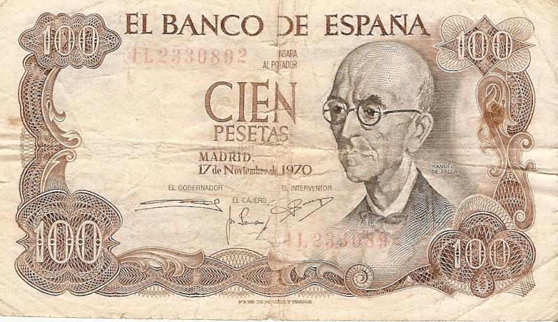 100 pesetas del 1970.  Defectuoso???? Escane13