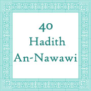 Hadeeth 23 : Hastening to do Good 40_had11