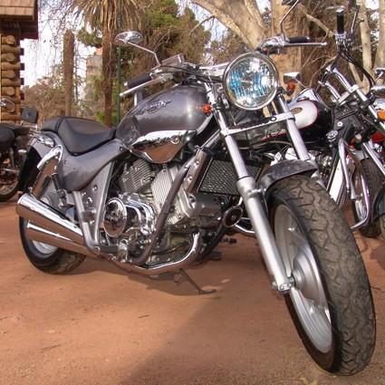 VENDO Giros Guiñes Custom Bala Tunning Choperas Bullet Cromados Dsc04710