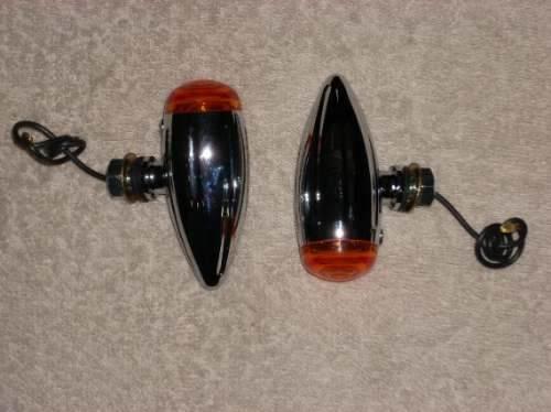 VENDO Giros Guiñes Custom Bala Tunning Choperas Bullet Cromados S_mla_11