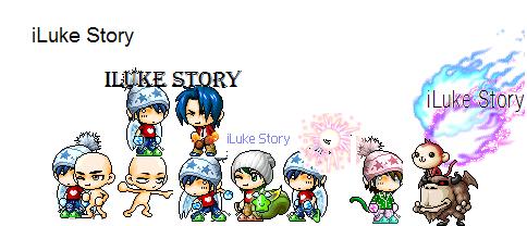 Maplestory Fake Adver:iLuke MS Iluke_10