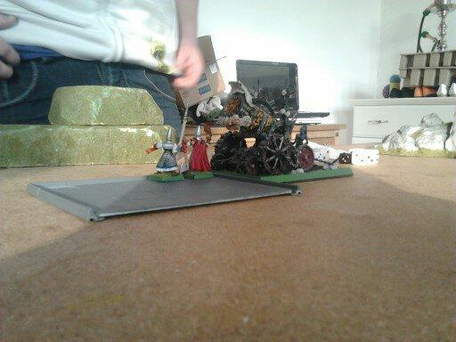 Rapport de bataille: Guerrier du chaos de Nurgle VS Hauts-elfes (pitoyables) - Page 2 13341610