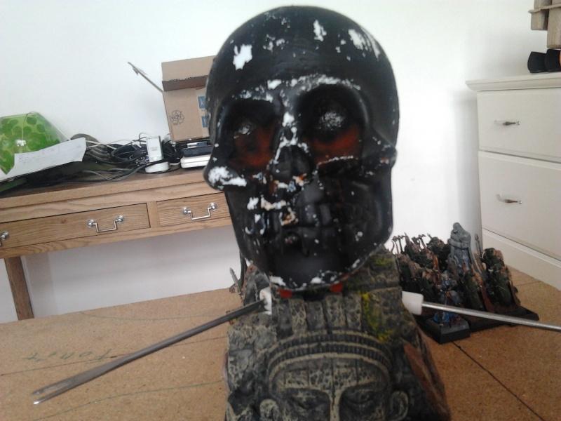 Rapport de bataille: Guerrier du chaos de Nurgle VS Hauts-elfes (pitoyables) 2012-066
