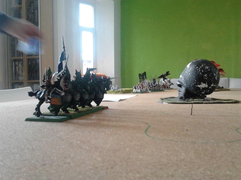 Rapport de bataille: Guerrier du chaos de Nurgle VS Hauts-elfes (pitoyables) 2012-067