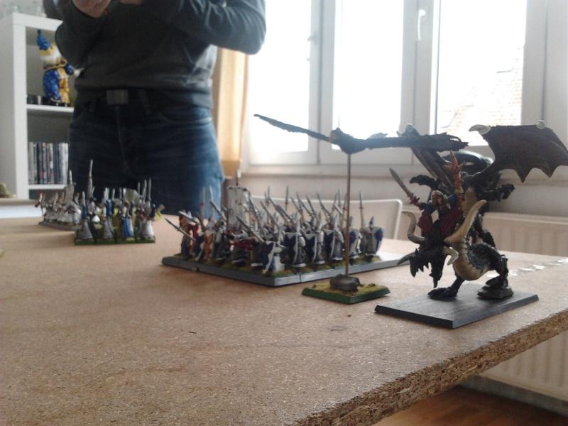 Rapport de bataille: Guerrier du chaos de Nurgle VS Hauts-elfes (pitoyables) 2012-068