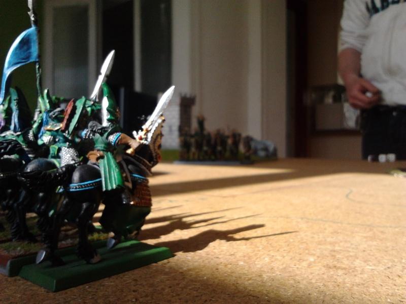 Rapport de bataille: Guerrier du chaos de Nurgle VS Hauts-elfes (pitoyables) 2012-070