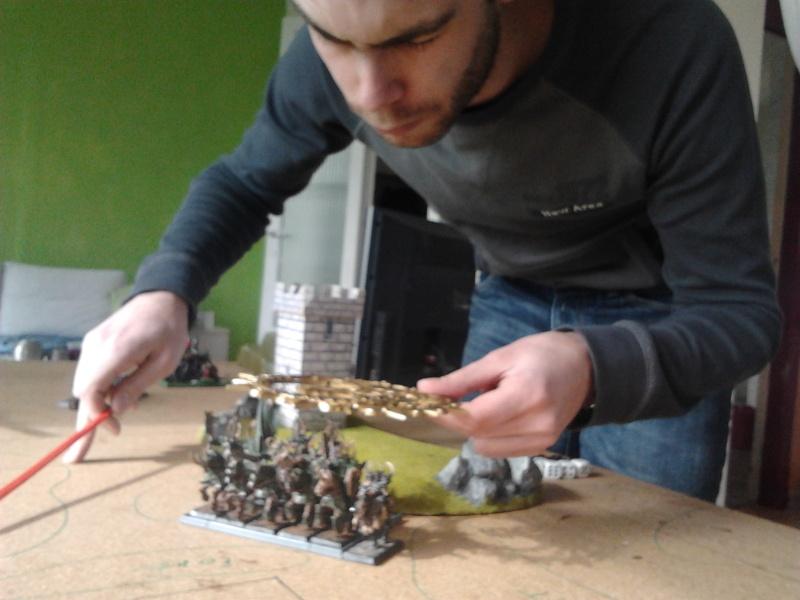 Rapport de bataille: Guerrier du chaos de Nurgle VS Hauts-elfes (pitoyables) 2012-074