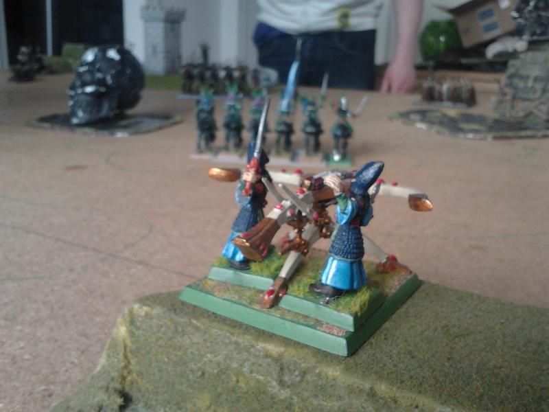 Rapport de bataille: Guerrier du chaos de Nurgle VS Hauts-elfes (pitoyables) 2012-076