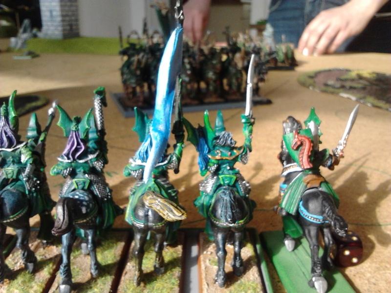Rapport de bataille: Guerrier du chaos de Nurgle VS Hauts-elfes (pitoyables) 2012-082
