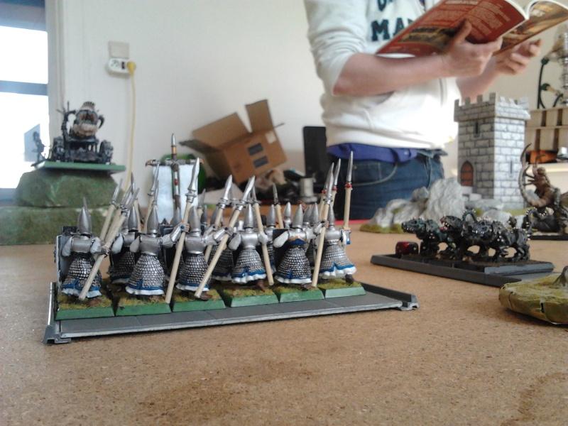 Rapport de bataille: Guerrier du chaos de Nurgle VS Hauts-elfes (pitoyables) 2012-083