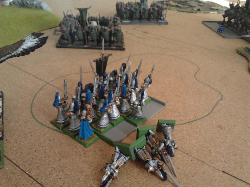 Rapport de bataille: Guerrier du chaos de Nurgle VS Hauts-elfes (pitoyables) 2012-090
