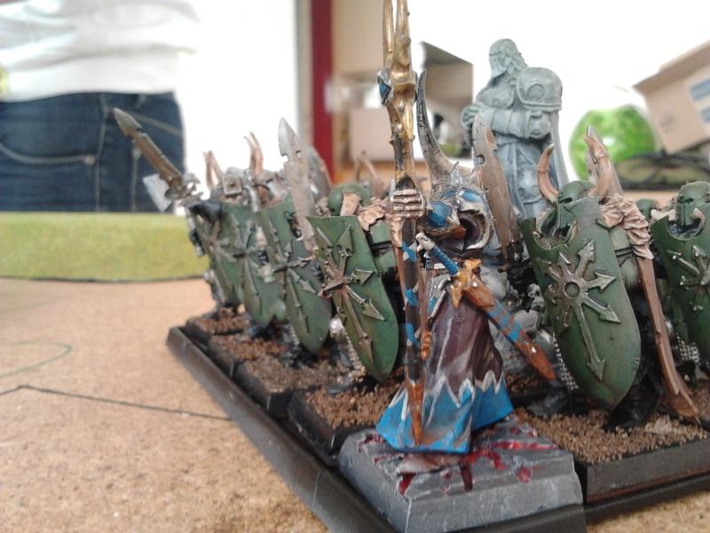 Rapport de bataille: Guerrier du chaos de Nurgle VS Hauts-elfes (pitoyables) 2012-091