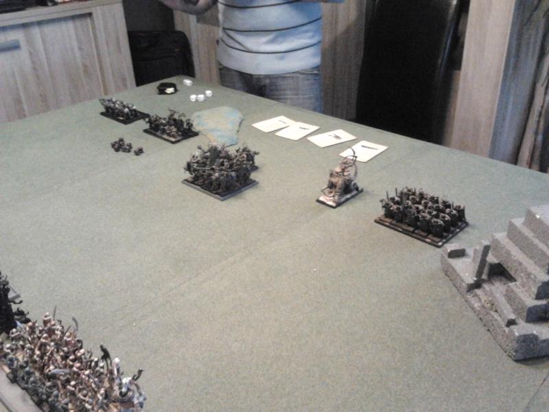 Rapport de bataille: Guerriers du chaos vs Rois des tombes 2012-119