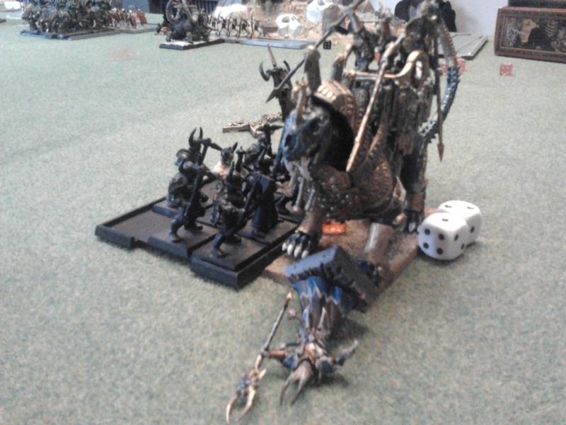 Rapport de bataille: Guerriers du chaos vs Rois des tombes 2012-144