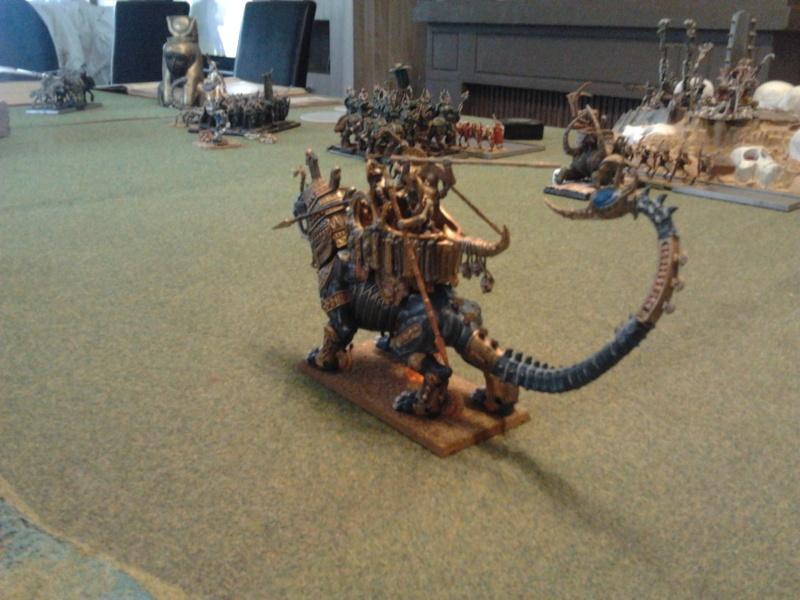 Rapport de bataille: Guerriers du chaos vs Rois des tombes 2012-147