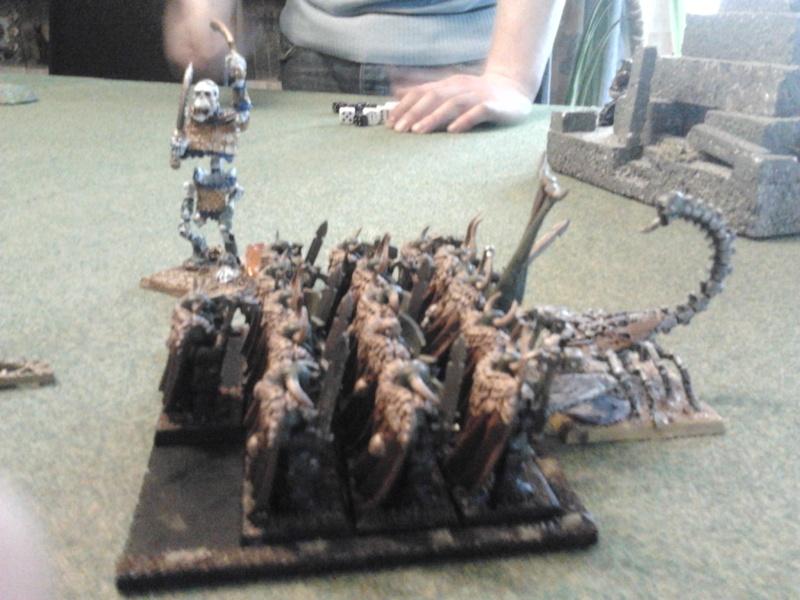 Rapport de bataille: Guerriers du chaos vs Rois des tombes 2012-150