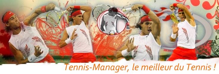Tennis Manager, devenez un super Coach!!