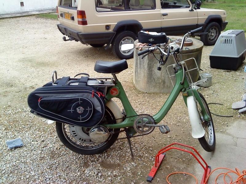 Le Bitzaled, éclairage LED pour cyclo Honda et autres - Page 3 Dsc00430