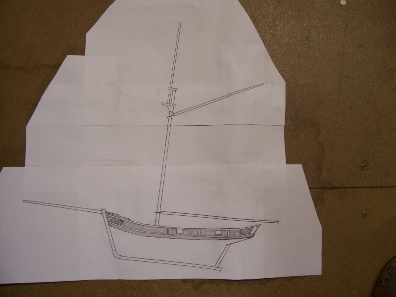 Cotre  Pirate  (ex Camaret 1/35e) - Page 6 100_4014