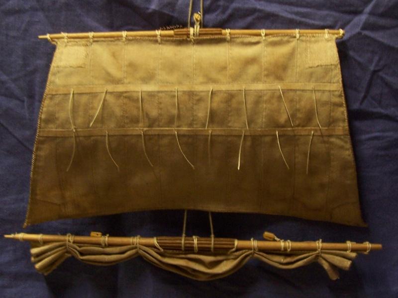 Cotre  de  contrebande 1780   (ex Camaret , 1/35e  kit  constructo  100_4337