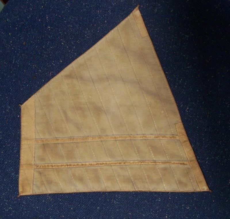 Cotre  de  contrebande 1780   (ex Camaret , 1/35e  kit  constructo  100_4346