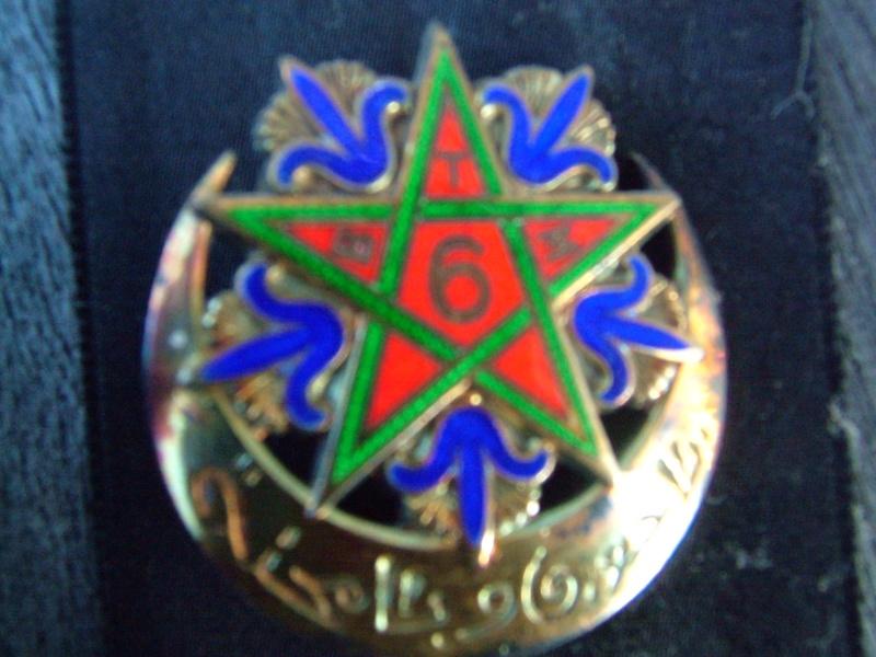 Le chef de bataillon de Lanlay et le 2/6ème RTM 2_6_rt10