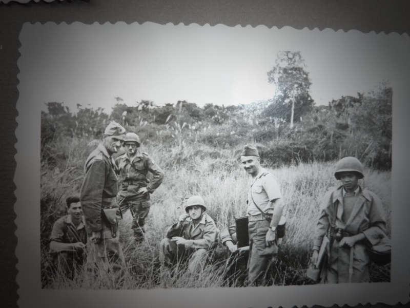 Le chef de bataillon de Lanlay et le 2/6ème RTM P1000412