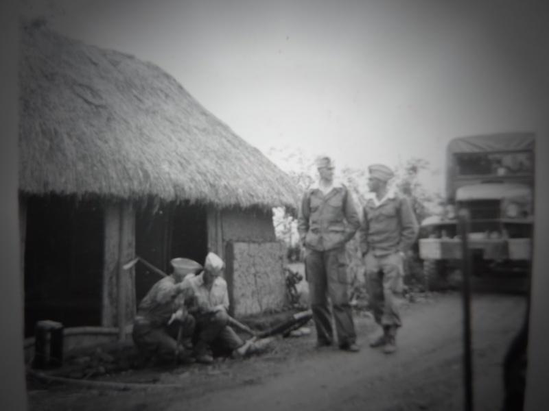 Le chef de bataillon de Lanlay et le 2/6ème RTM P1000420