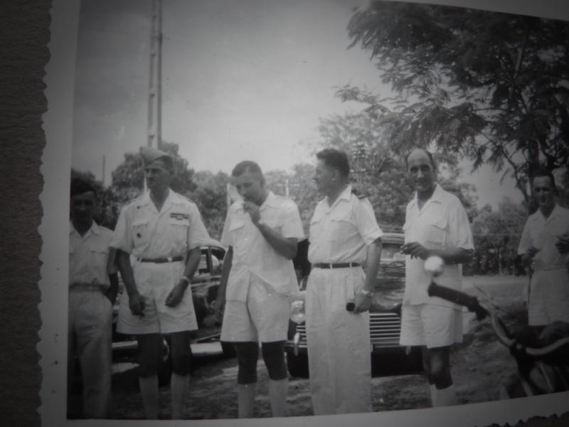 Le chef de bataillon de Lanlay et le 2/6ème RTM P1000423