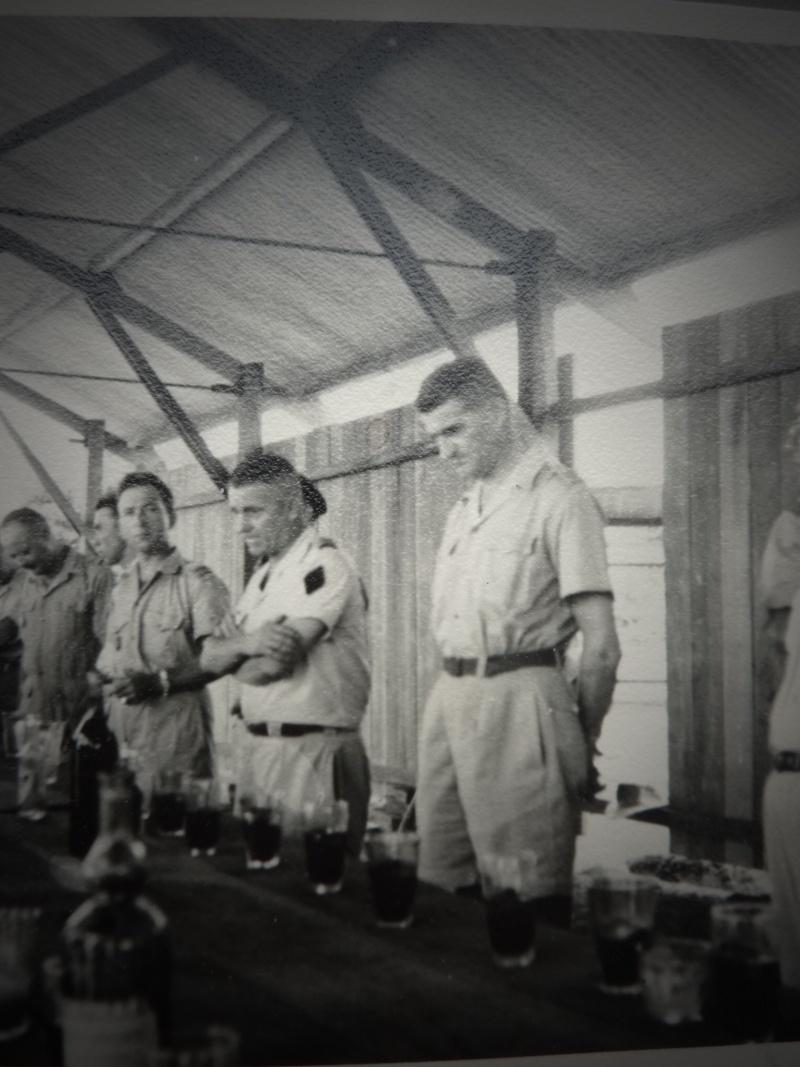Le chef de bataillon de Lanlay et le 2/6ème RTM P1000424