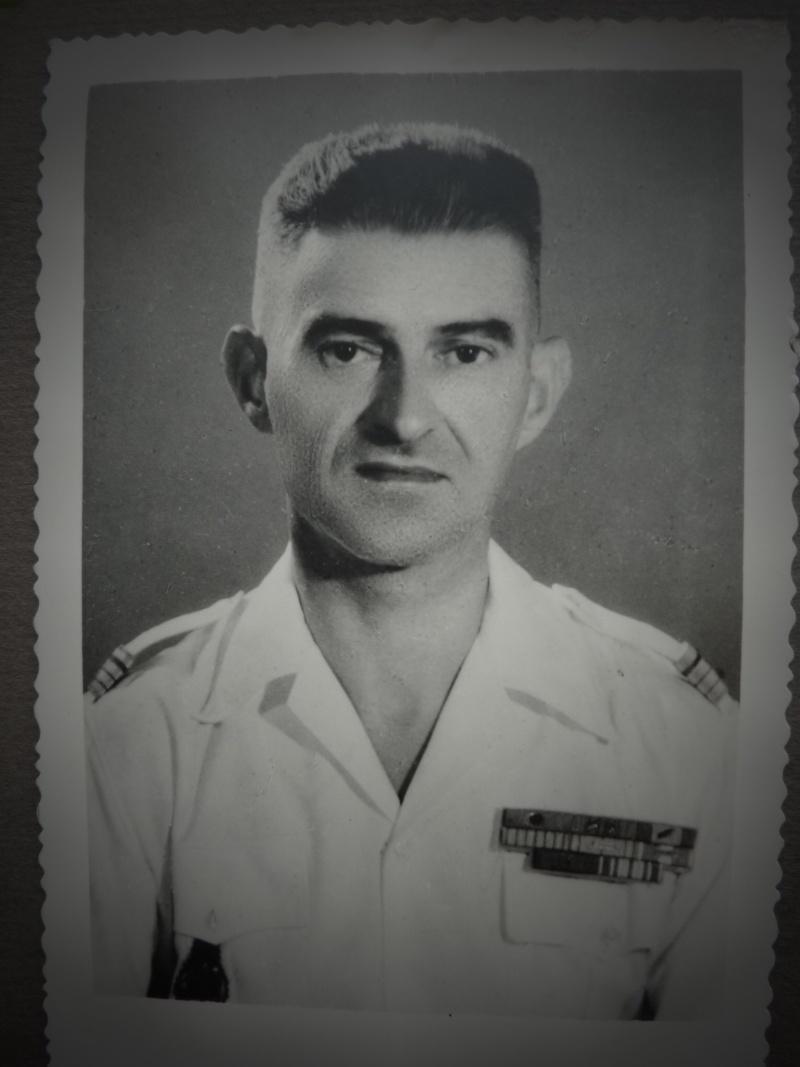 Le chef de bataillon de Lanlay et le 2/6ème RTM P1000425