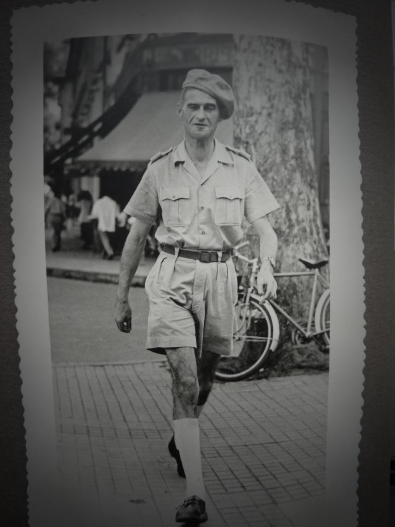 Le chef de bataillon de Lanlay et le 2/6ème RTM P1000426
