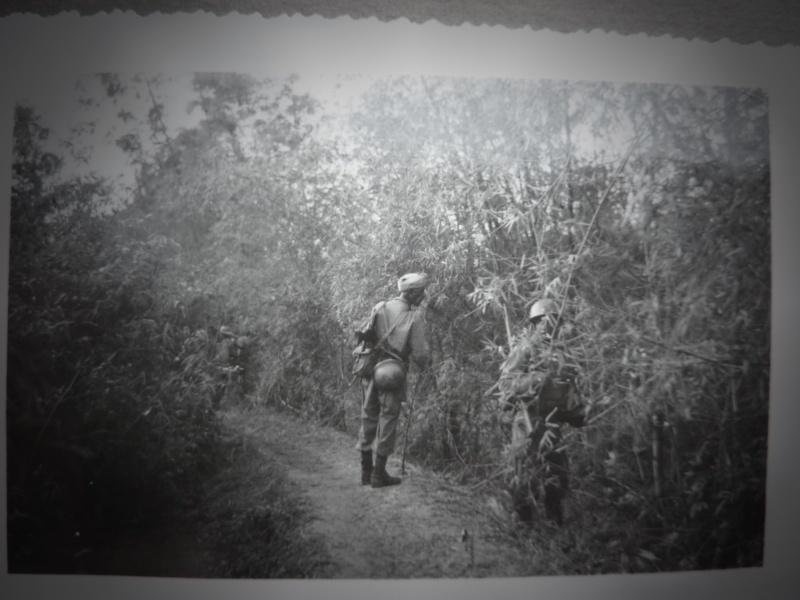 Le chef de bataillon de Lanlay et le 2/6ème RTM P1000427