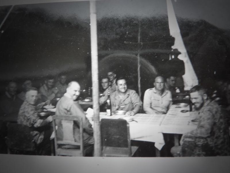 Le chef de bataillon de Lanlay et le 2/6ème RTM P1000430