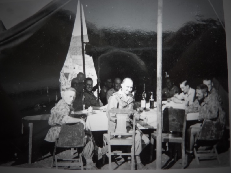 Le chef de bataillon de Lanlay et le 2/6ème RTM P1000431