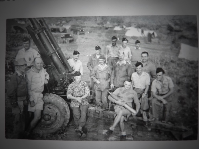 Le chef de bataillon de Lanlay et le 2/6ème RTM P1000432