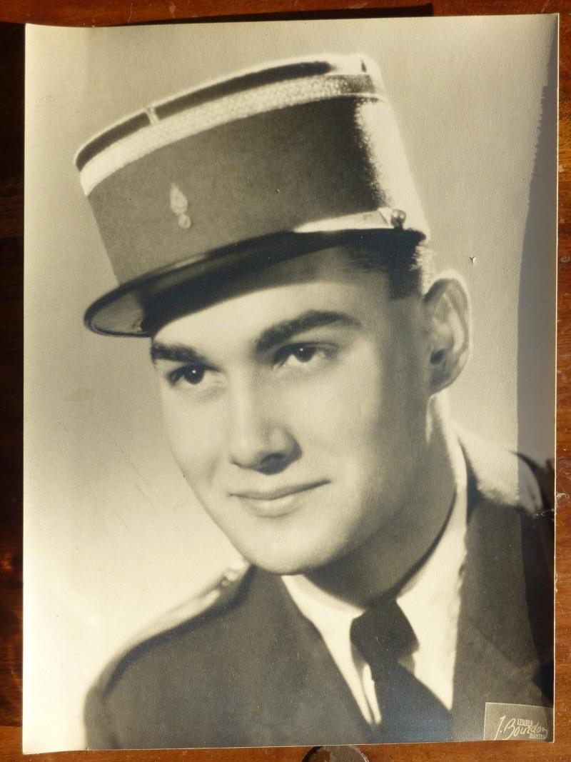 Capitaine Yves HERVOUET, 1er RCC, MPLF en 1954 P1010731