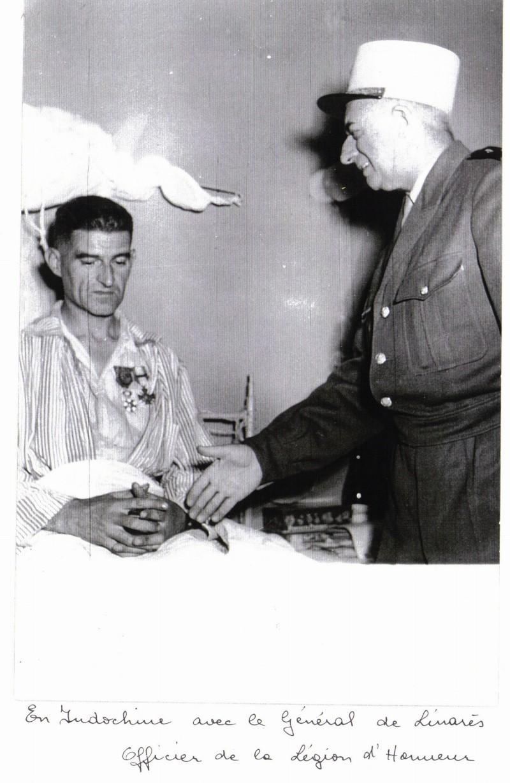 Le chef de bataillon de Lanlay et le 2/6ème RTM Remise11