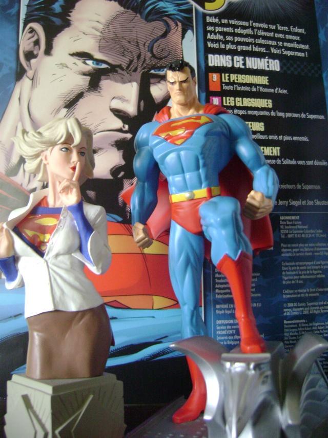 SUPERMAN FOREVER #1 Statue Minisu10