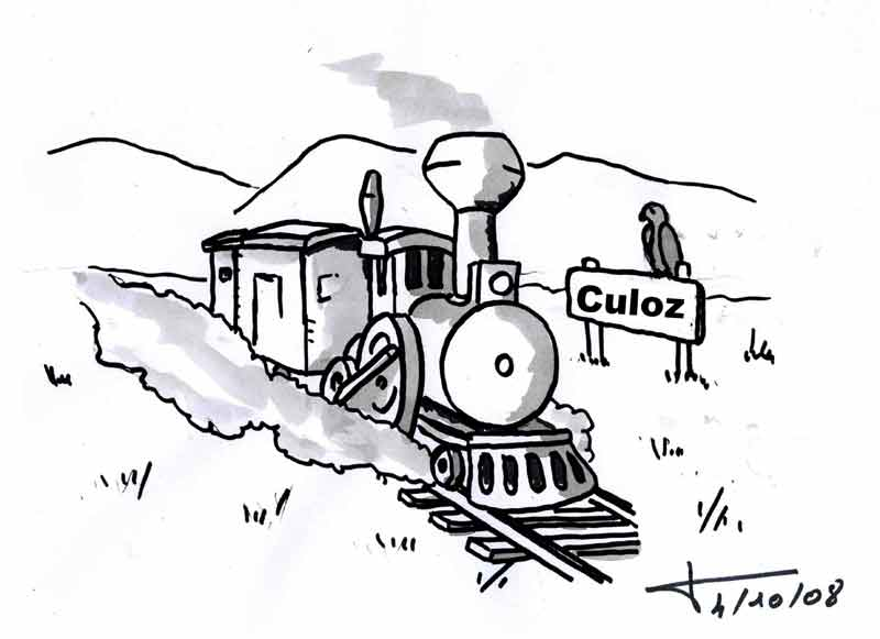 Prochaine gare de Culoz 08-10-10