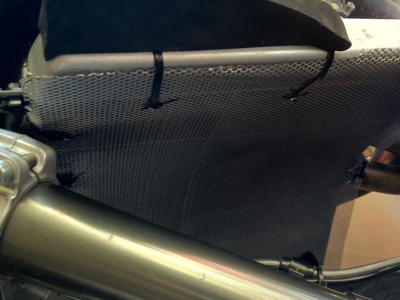 grille de protection radiateur R&G Grille11