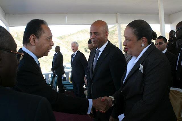 Obama Called to Task on Haiti Debacle Duvali10