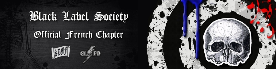 Black Label Society Chapter Gaulois