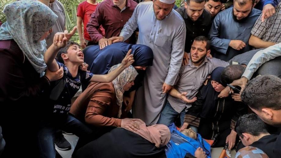 طالع آخر إحصائية للشهداء والجرحى نتيجة العدوان الإسرائيلي على غزة N13