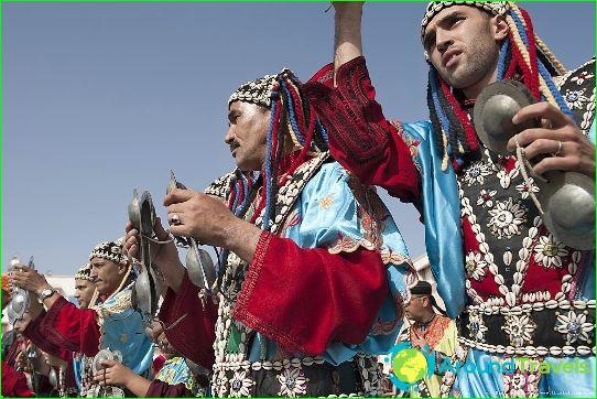 تعرف على ثقافة المغرب Worldt10