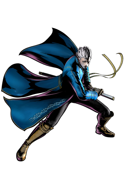 Vergil dans Ultimate Marvel vs. Capcom 3 18434210